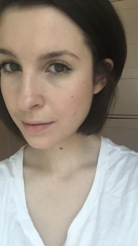 Bare brow