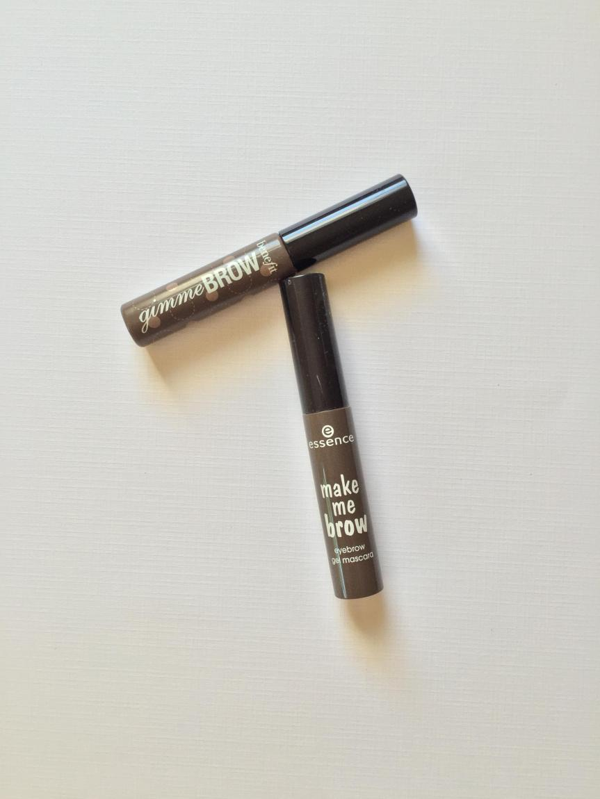 This post will save you $20: Benefit Gimme Brow vs. Essence Make Me Brow